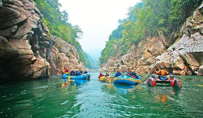 Kameng-River