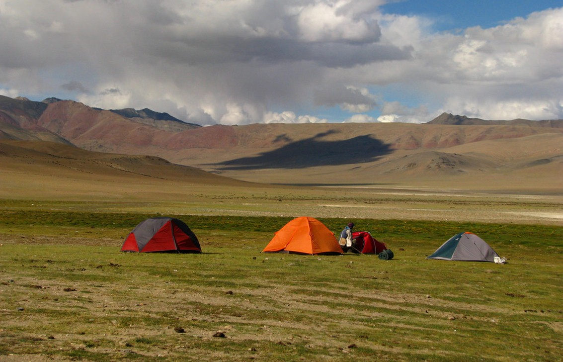 Camping destinations in India - Ladakh