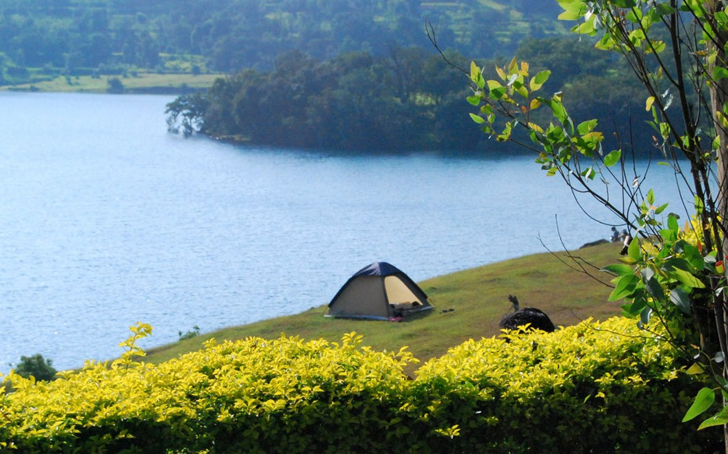 Camping destinations in India - Bhandardara