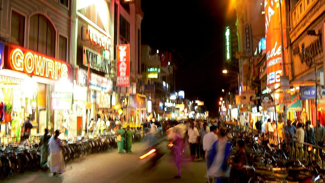 Image result for pondicherry night life