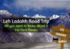Leh Ladakh Trip Complete Travel Guide