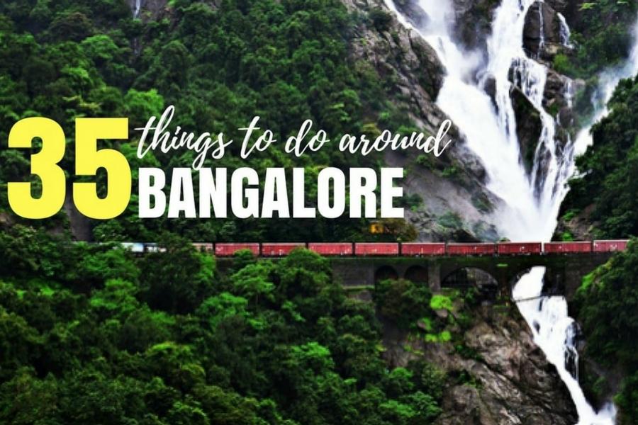 35 Activities To Do Around Bangalore Weekend Thrill