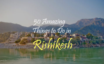 50 Things to do in Rishikesh