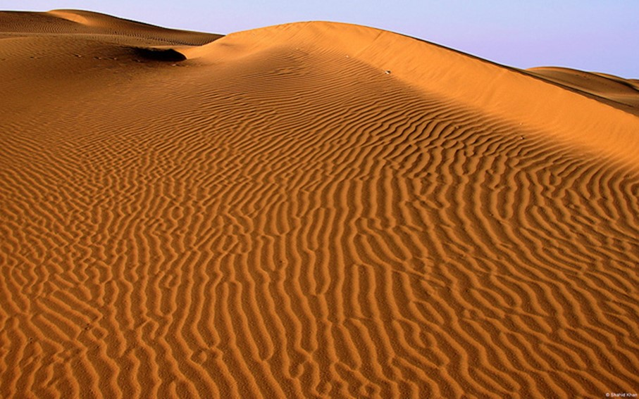 thar desert - famous destinations in India and foreign look-alikes