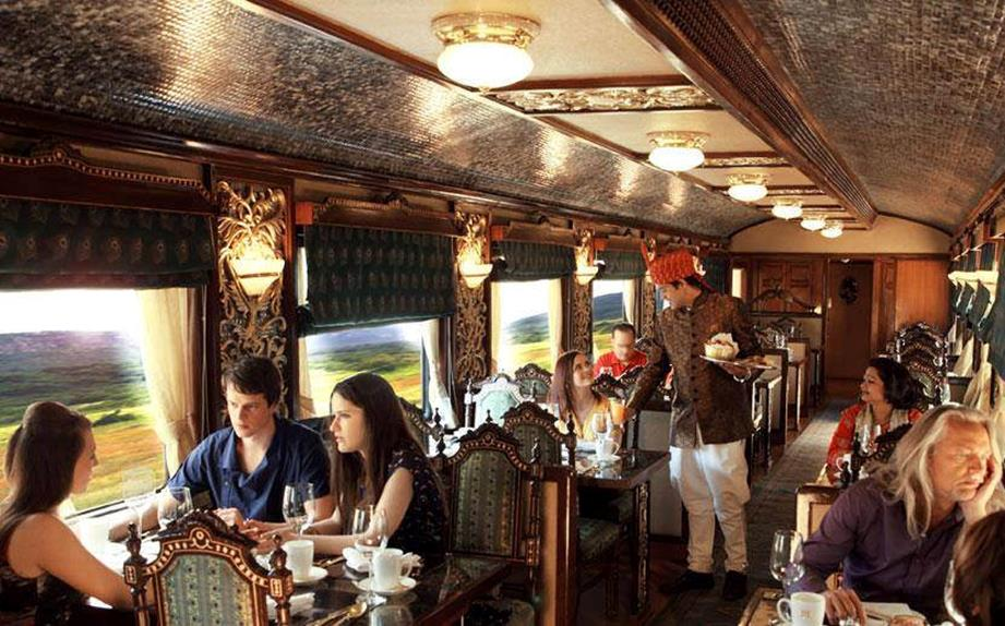 7 Luxury Train Journeys In India That Many Of Us Can Only Dream Of Weekend Thrill