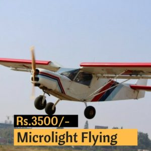 Bangalore Microlight Flying