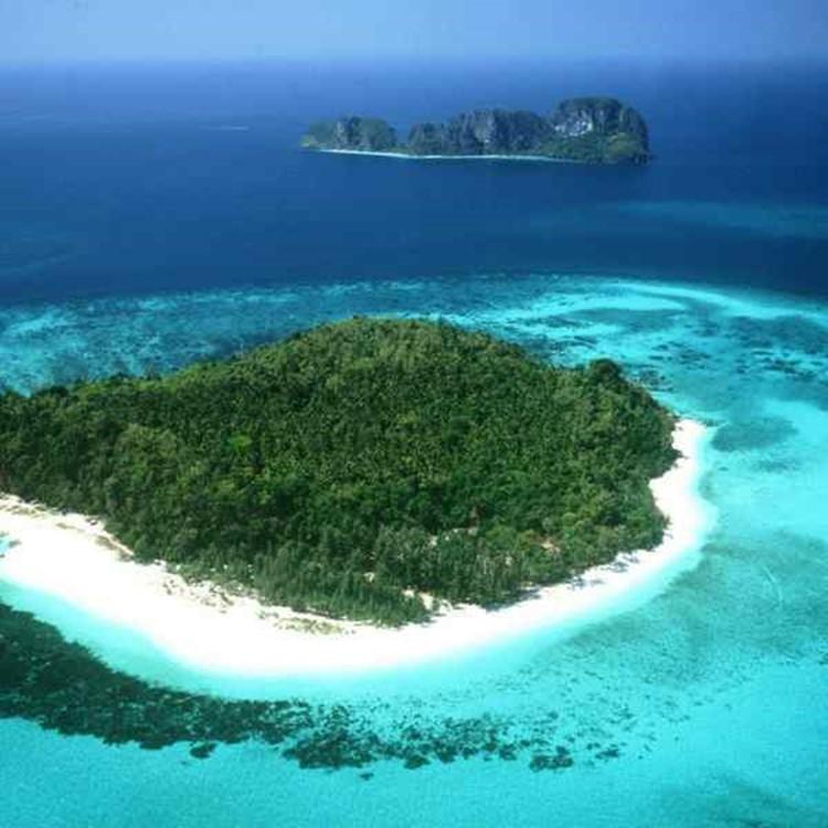Long Beach Koh Phi Phi: Best Honeymoon Destinations Of Thailand