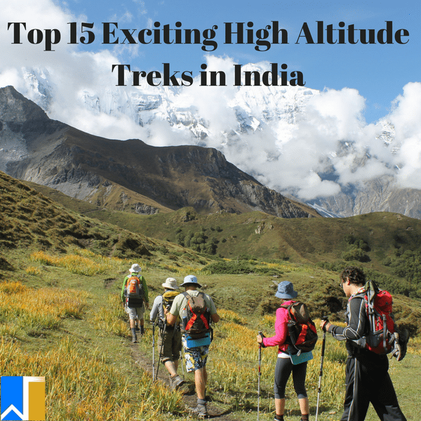 High Altitude Treks in India