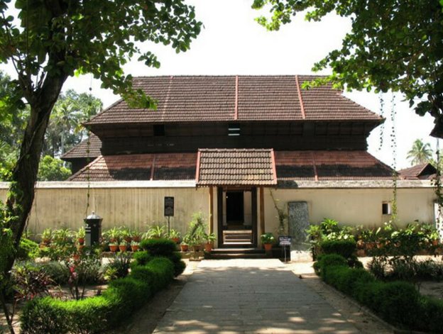 Historical Places in Kerala