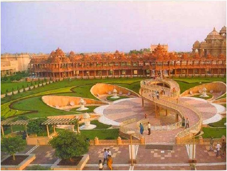 list of popular tourist places in indian with their nickname