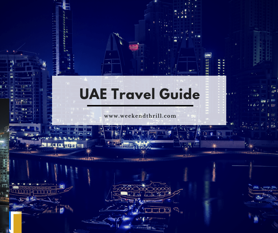 uae travel guide
